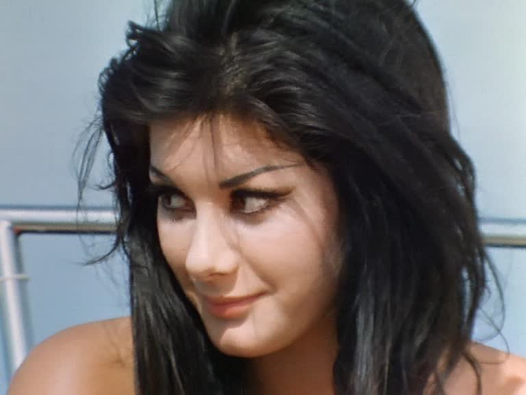 In more ways than one Top Sensation was a career-defining performance from  the nubile Edwige Fenech. Fenech owned much, if not all, of her acting  career to ...