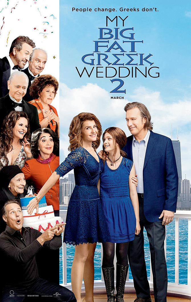 My Big Fat Greek Wedding 2.My Big Fat Greek Wedding 2 2016 Least Worst Option